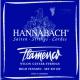 Hannabach 827 HT Flamenco - nylonové struny pro klasickou kytaru (high tension)