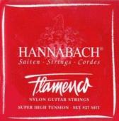 Hannabach 827 SHT Flamenco - nylonové struny pro klasickou kytaru (super high tension)