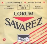 Savarez struna E6 506 R Corum - nylonová struna pro klasickou kytaru (normal tension)