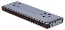 Walther Double harmonika dvojitá C/G - oboustranná foukací harmonika