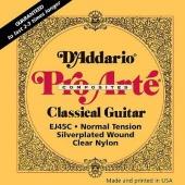 D'Addario EJ 45 C Pro Arté Composite - nylonové struny pro klasickou kytaru (normal tension)