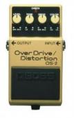 Boss OS 2 - kytarový efekt overdrive / distortion