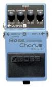 Boss CEB 3 - baskytarový efekt chorus