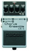 Boss CE 5 - kytarový efekt chorus