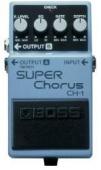 Boss CH 1 - kytarový efekt chorus