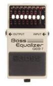 Boss GEB 7 - basový ekvalizér