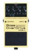 Boss ODB 3 - baskytarový efekt overdrive