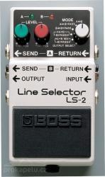Boss LS 2 - kytarový line selector