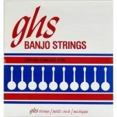 GHS 230 11/30 - kovové struny pro 4strunné banjo (tenor medium)