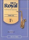Plátek Rico Royal pro tenorový saxofon - tvrdost 1,5