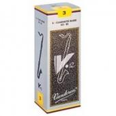 Vandoren V12 plátek pro B klarinet - tvrdost 3