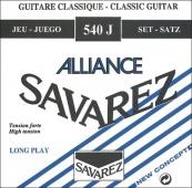 Savarez 540 J Alliance HT Classic - nylonové struny pro klasickou kytaru (high tension)