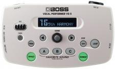 Boss VE 5 WH - vokální procesor