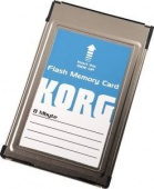 Korg FMC 8MB - Sample Flash-ROM Card