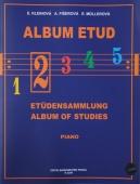 Album etud 2 - Kleinová, Fišerová, Mullerová