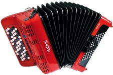 Roland FR 1xB RD - digitální akordeon