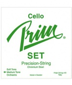 Prim Cello Precision String SET medium - sada strun pro violoncello