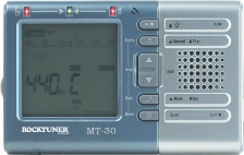Warwick RockTuner RT MT 30 - digitální metronom / ladička