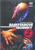 Baskytarové techniky 2 DVD  - Scheufler Richard